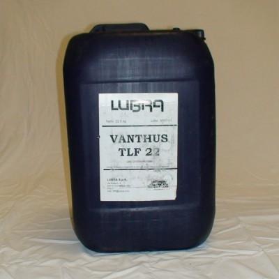 Olio Lubra Vanthus TLF 22