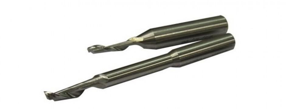 punte hss mono taglienti per alluminio
