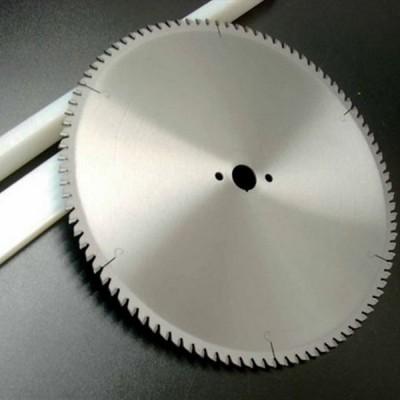 Lame circolari HM per taglio materie plastiche
