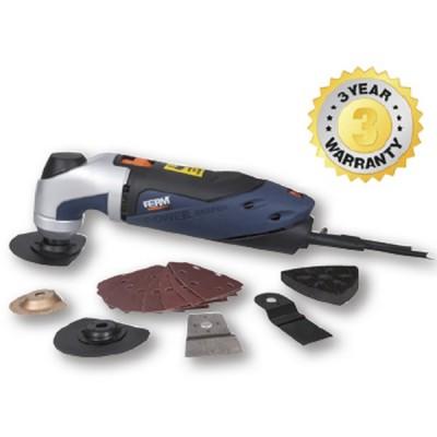 Multi-tools Elettroutensile Multiuso Ferm OTM-1004